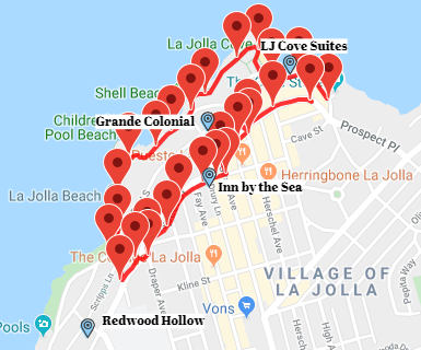 La Jolla Hotels